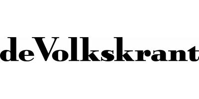 Logo Volkskrant