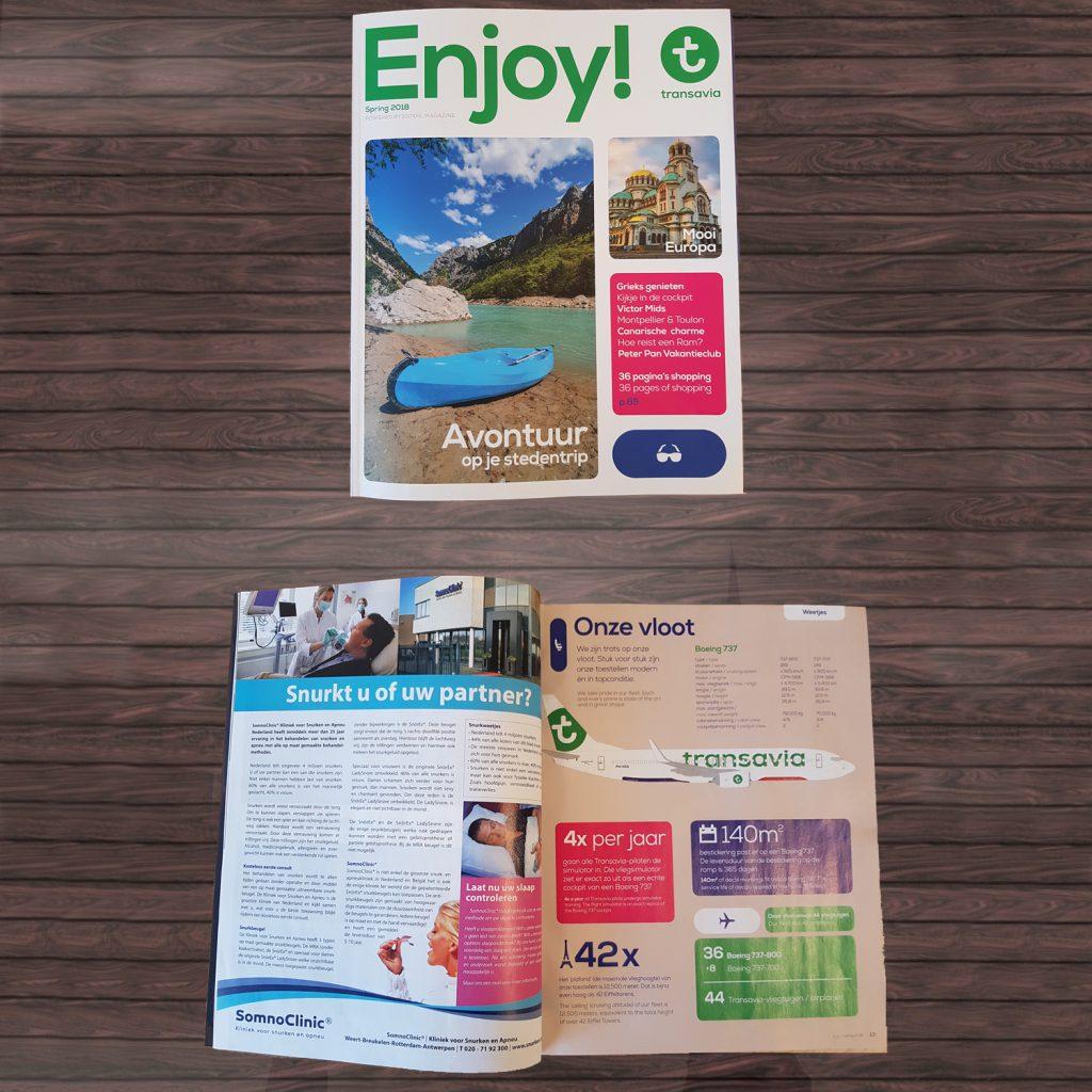 Transavia Magazine